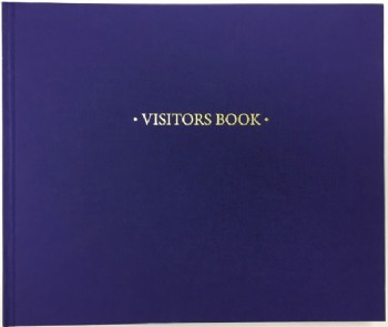 Visitor Book